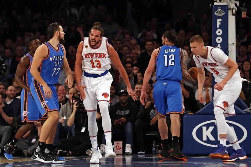 New York Knicks: It's Not Too Late For Joakim Noah