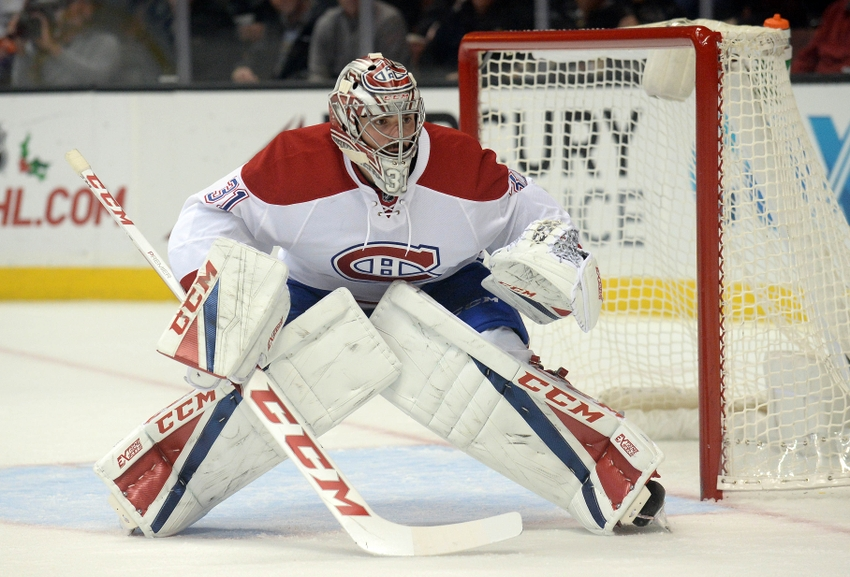 Montreal Canadiens: Price Voted to All Star Game as Captain