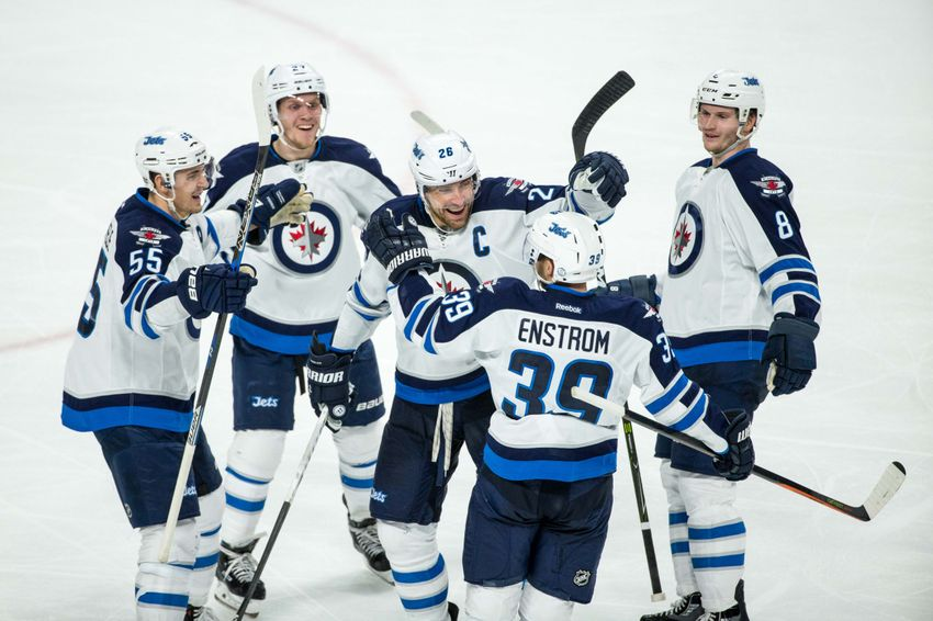Winnipeg Jets Need Four Straight Wins Now
