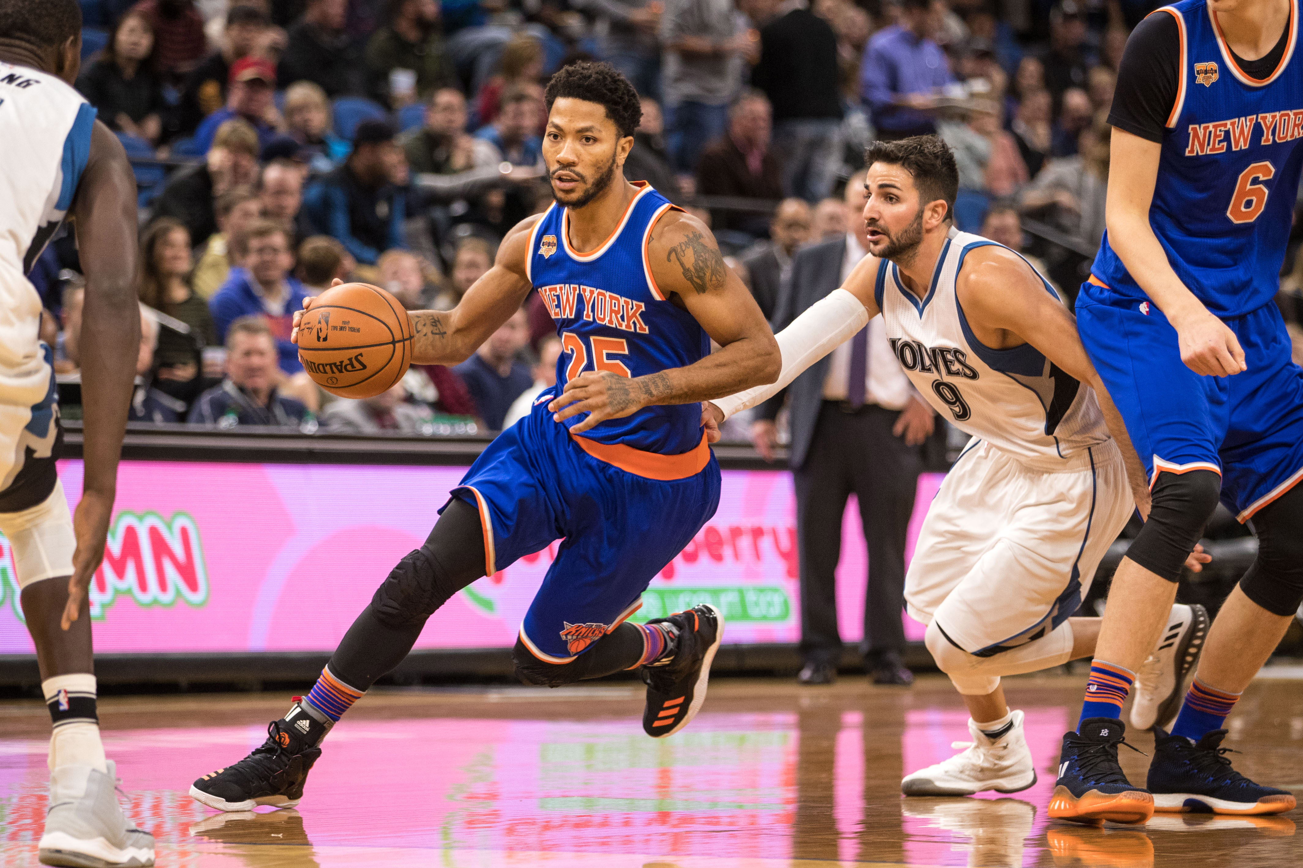 Minnesota Timberwolves Were Right To Hold Back On Ricky Rubio Trade