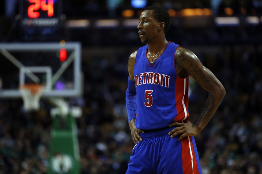 Kentavious Caldwell-Pope is the Pistons' Most Important Player