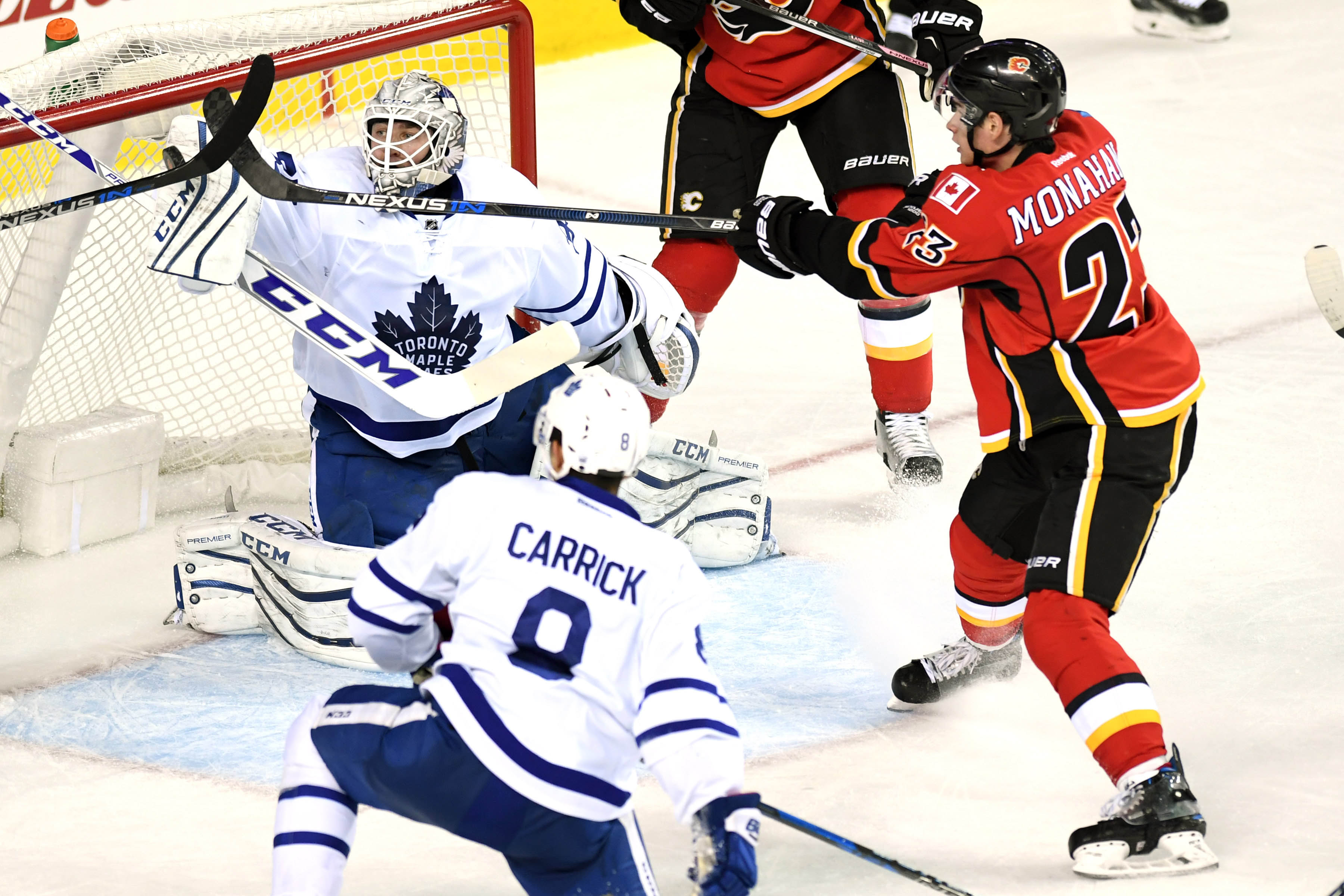Calgary Flames Daily: Facing the Leafs, Matthew Tkachuk Proving Himself
