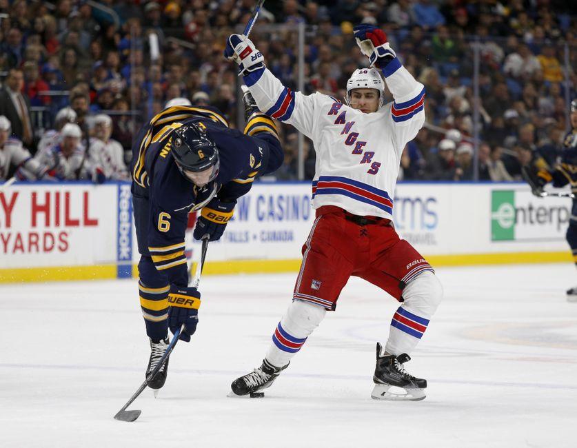 New York Rangers: Trade Targets: Buffalo Sabres' Cody Franson