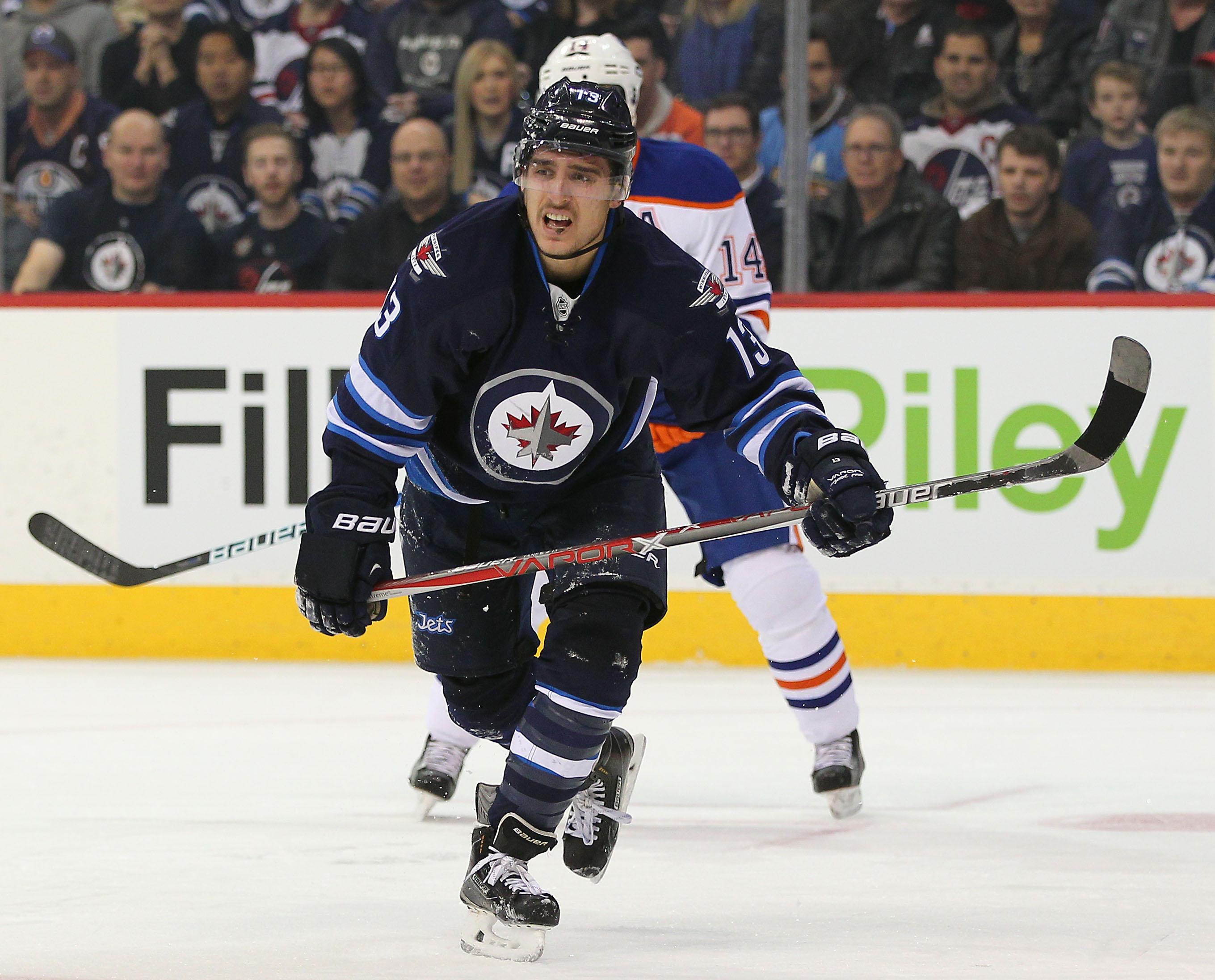Winnipeg Jets Injuries Create Chance for Brandon Tanev