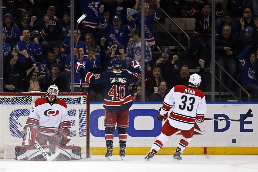 New York Rangers Year in Review: Top Five Goals of 2016