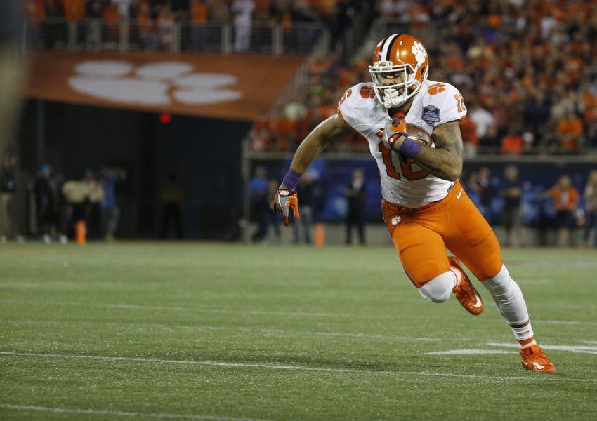 Denver Broncos draft watch: Clemson TE Jordan Leggett