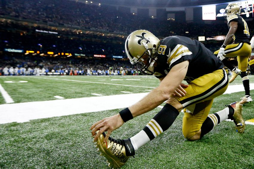 The Saints still have plenty left to play for