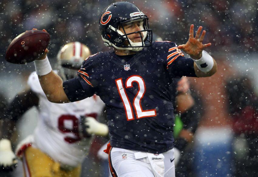 Chicago Bears: QB Matt Barkley's Ceiling yet to be Determined