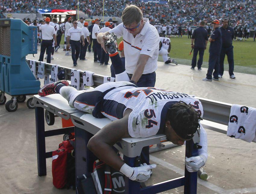Denver Broncos: Thursday Injury Report
