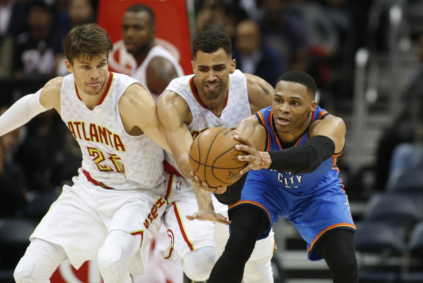 Atlanta Hawks Game Preview: Dec. 19 at Oklahoma City Thunder
