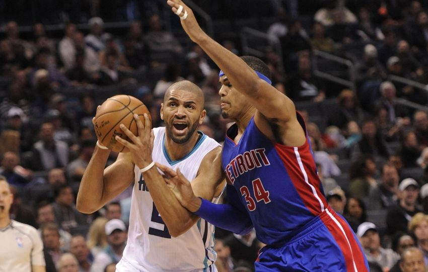 Charlotte Hornets Open Five-Game Road Trip Against the Detroit Pistons