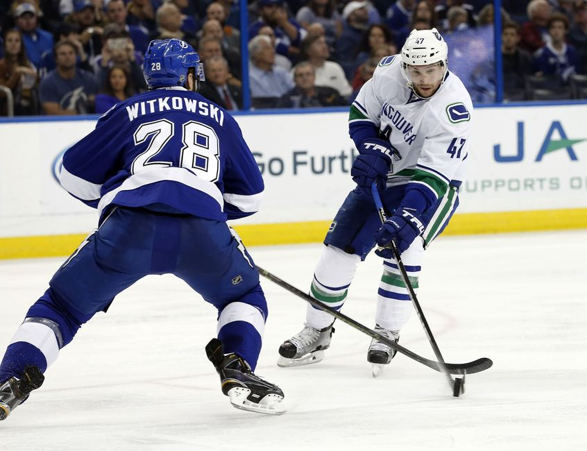 Tampa Bay Lightning Prospects: Crunch Lead Division at Quarter Mark