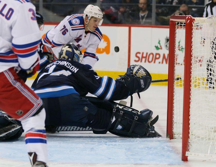 New York Rangers' Brady Skjei Follows McDonagh's Lead