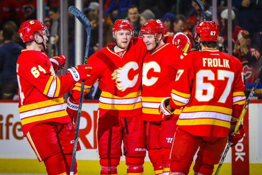 Calgary Flames Are The Best Western Team In December So Far