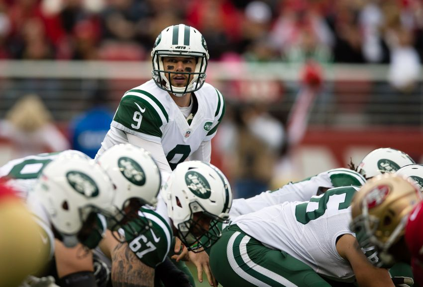 Jets should build around Bryce Petty in 2017
