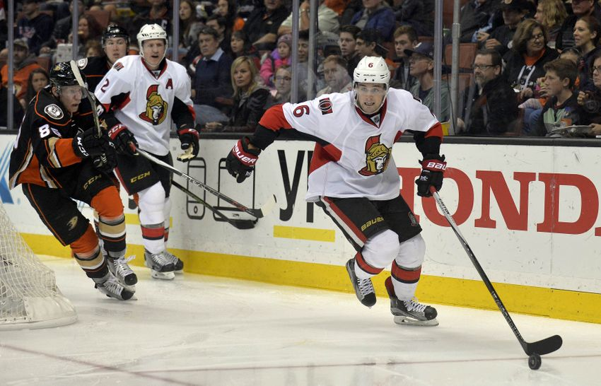 Ducks at Senators Game Preview