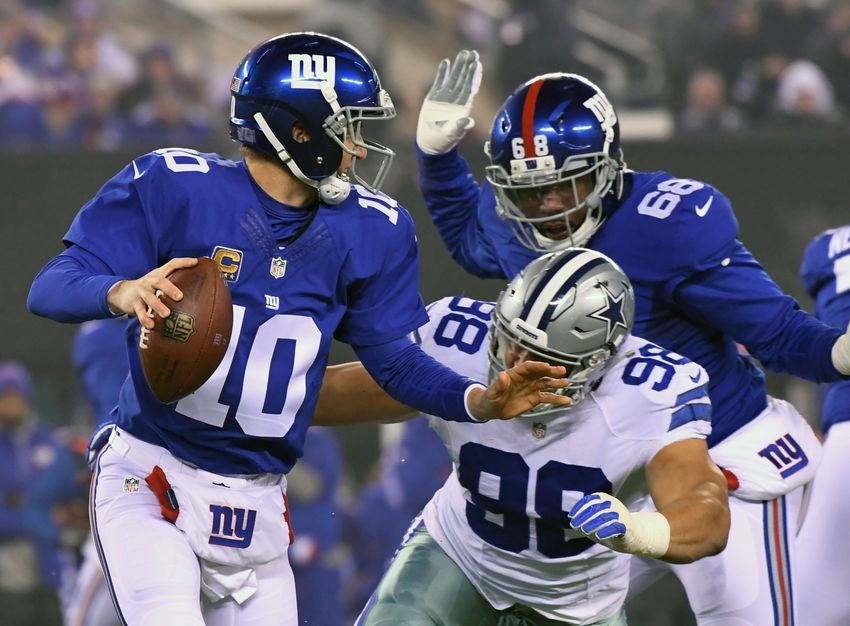 New York Giants: Eli Manning Has A Strong History Of Responding