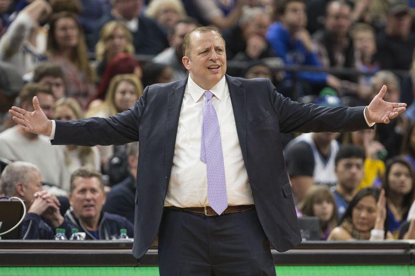 NBA Trade Rumors: Minnesota Timberwolves Looking For Frontcourt Help