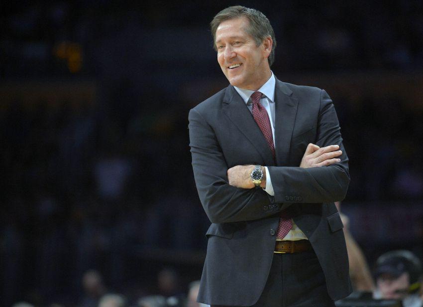 New York Knicks: Jeff Hornacek Pulled A Gregg Popovich