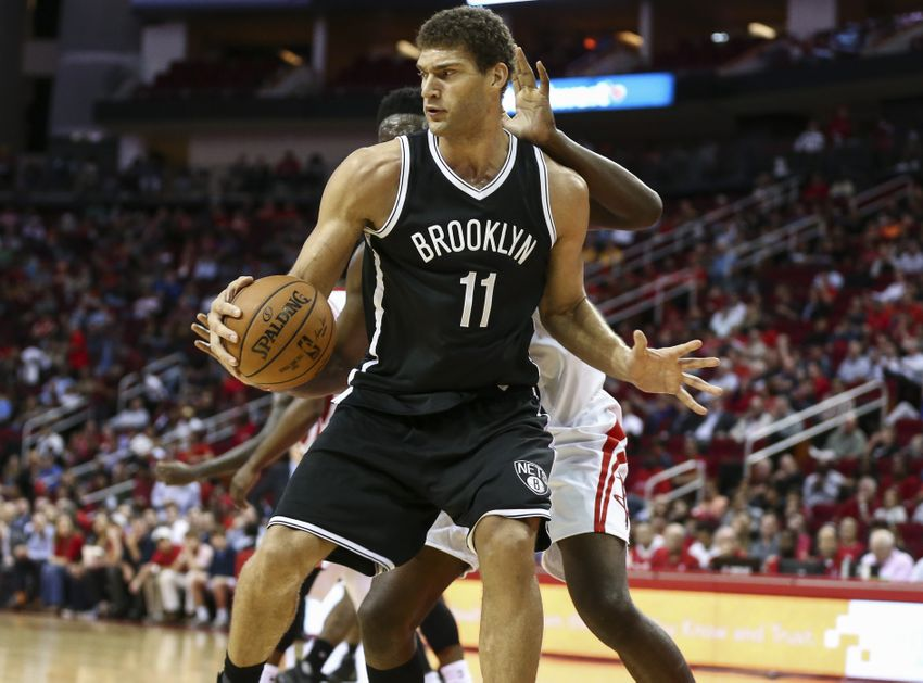 Can a Trade for Brook Lopez Turn the Houston Rockets Into Contenders