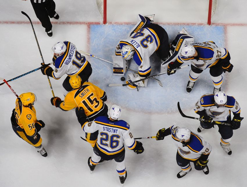 St. Louis Blues December Road Trip Ends Up A Disaster
