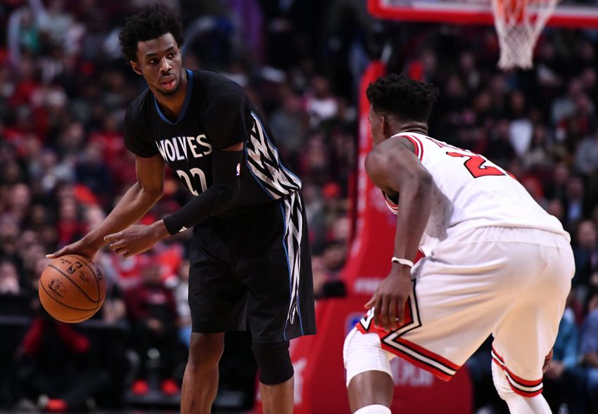 Andrew Wiggins Not A Bust, He Just Has Bad Habits
