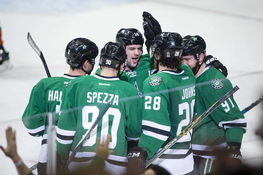 Dallas Stars Start Off Homestand On Right Foot, Dismantle Ducks