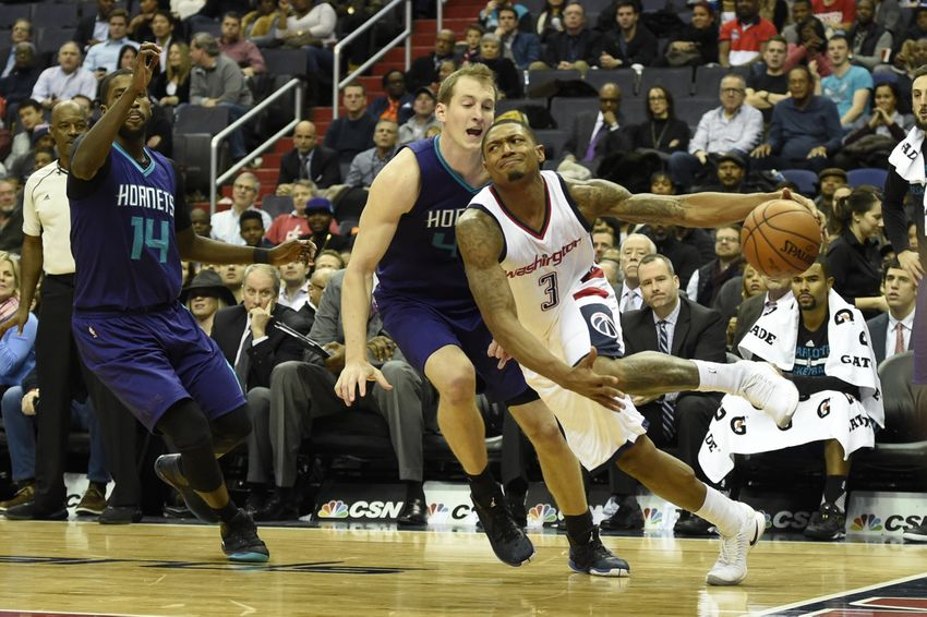 Washington Wizards Sneak Past Charlotte Hornets At Home, 109-106