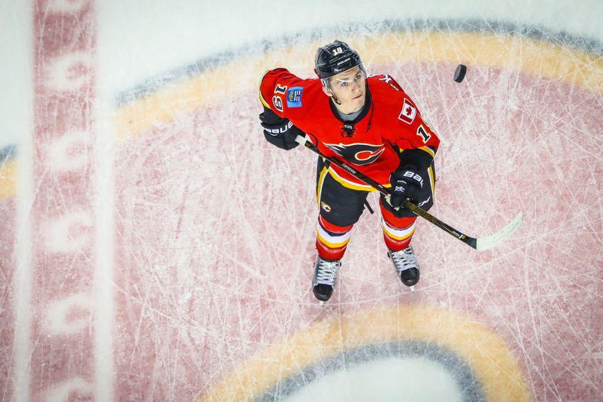 Calgary Flames: Matthew Tkachuk at the Halfway Mark