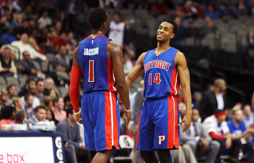Five surprising numbers for the Pistons in 2016