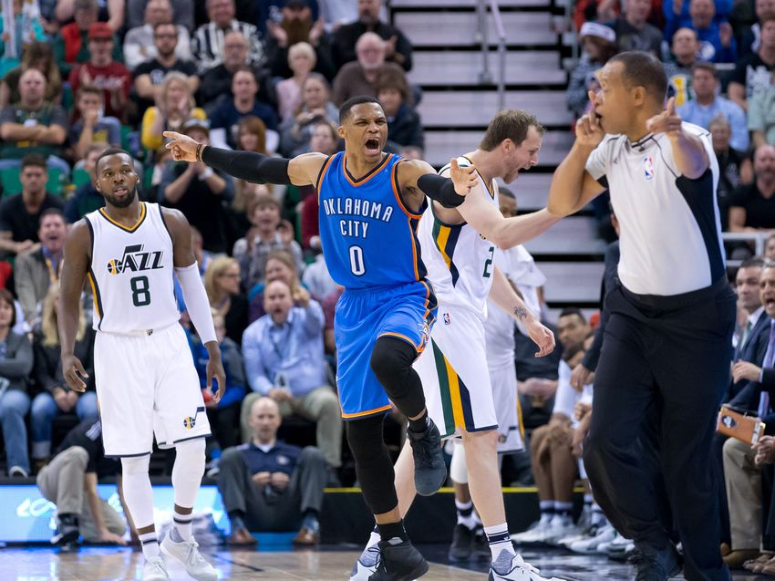 Utah Jazz: Thunder Win Is Icing on the Cake at Coming Out Party