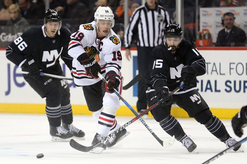 Islanders Lose After Jumping Out To Early Two Goal Lead
