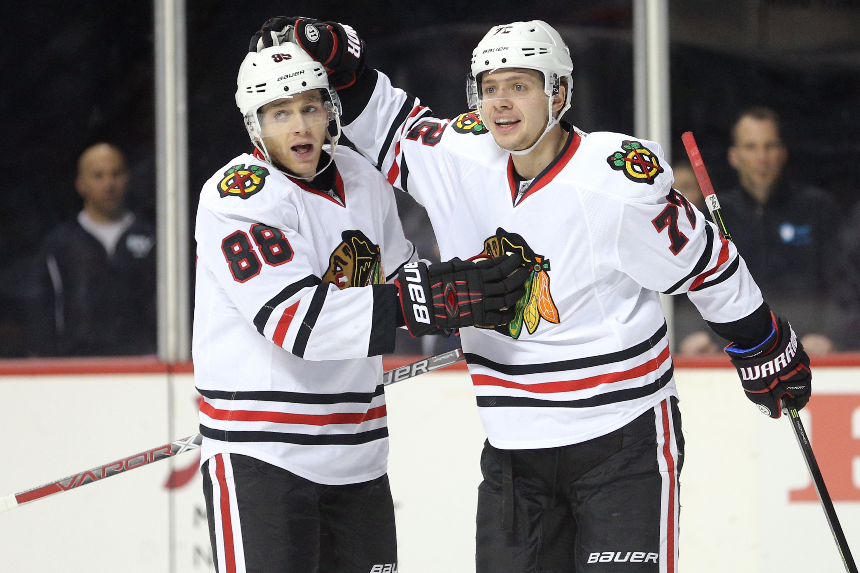 NHL Daily: Jimmy Vesey, Erik Johnson, Chicago Blackhawks