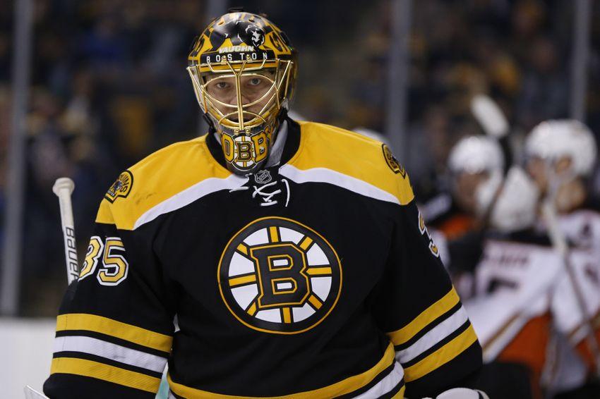 Boston Bruins Have A Goalie Depth Problem