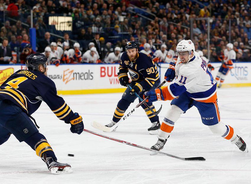 New York Islanders Three Stars: The Ex's Edition