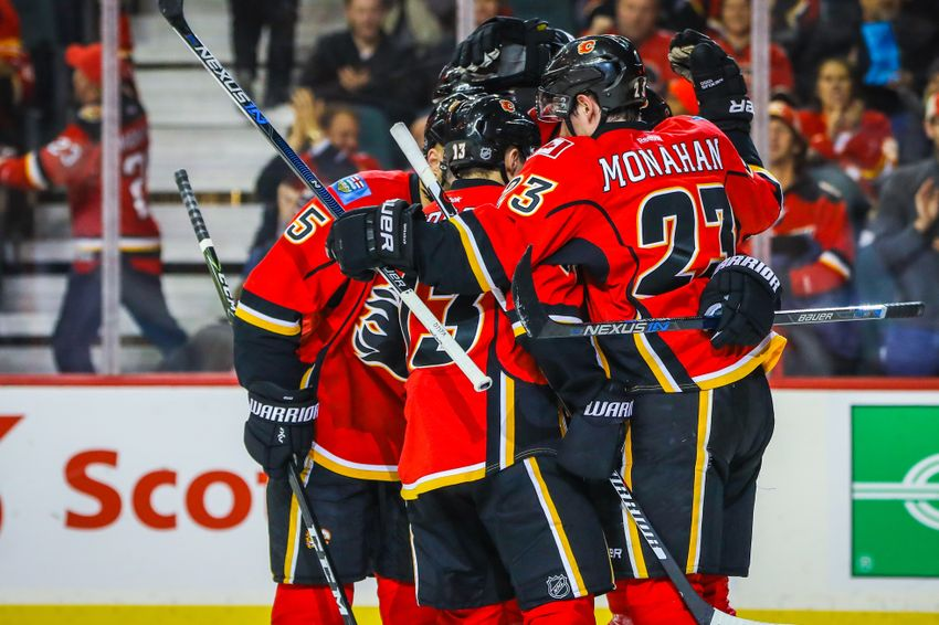 Calgary Flames Predictions and Preview of the Week December 19-25