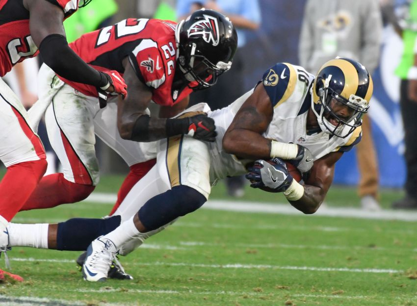 Kenny Britt Could Miss Final Game of 2016 For Los Angeles Rams