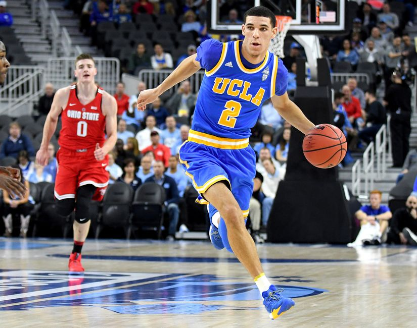 2017 NBA Draft Look-Ahead: UCLA's Lonzo Ball, Duke's Jayson Tatum