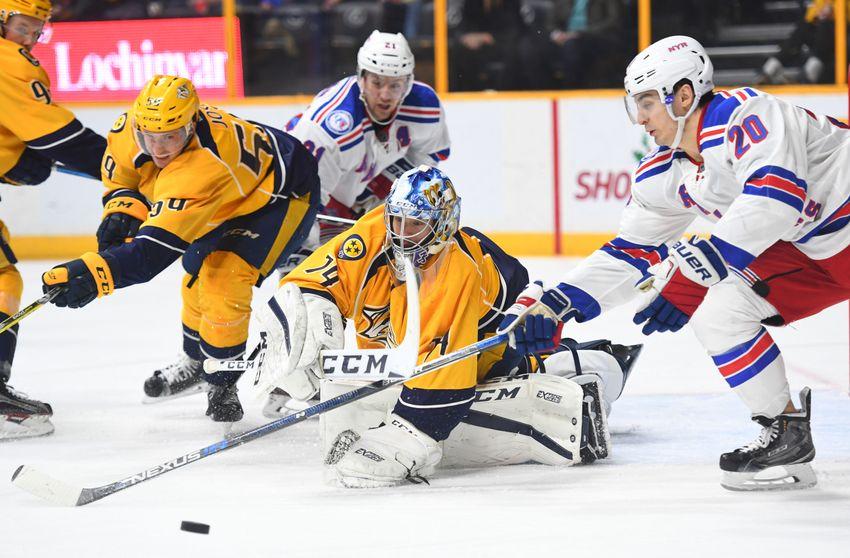 New York Rangers Trade Target: Nashville Predators' Ryan Ellis