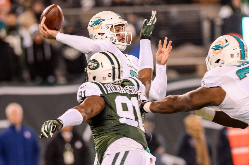 Should the Jets bring back Sheldon Richardson in 2017?