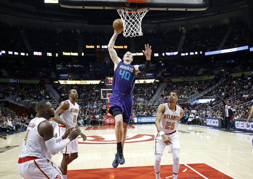 Buzz City Beat: Charlotte Hornets' Zeller Speaks on Courage, MJ Plays Key Role in CBA