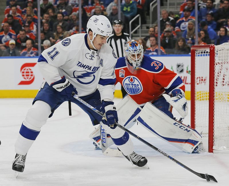 Tampa Bay Lightning Finish Road Trip With Shootout Loss To Edmonton Oilers