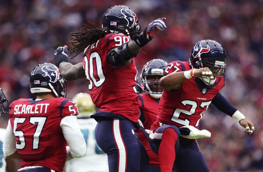 Despite injuries, Texans defense among the league's best