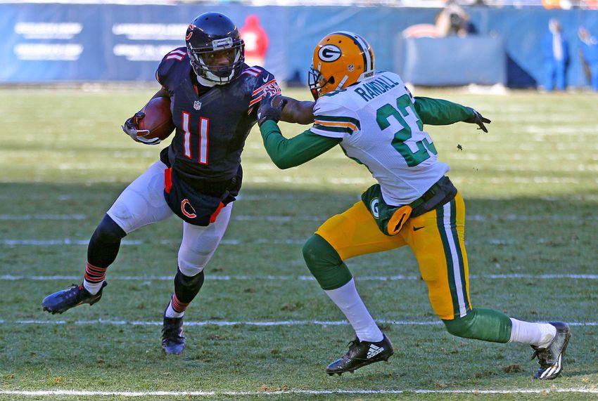Chicago Bears Week 15 Report Card