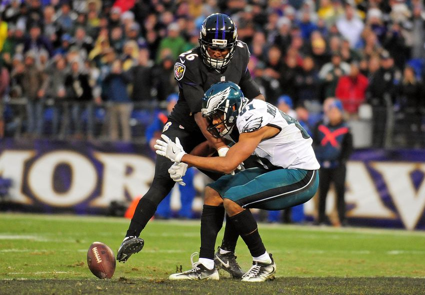 Cornerback or wide receiver: What do the Eagles need more? Part 1 of 3