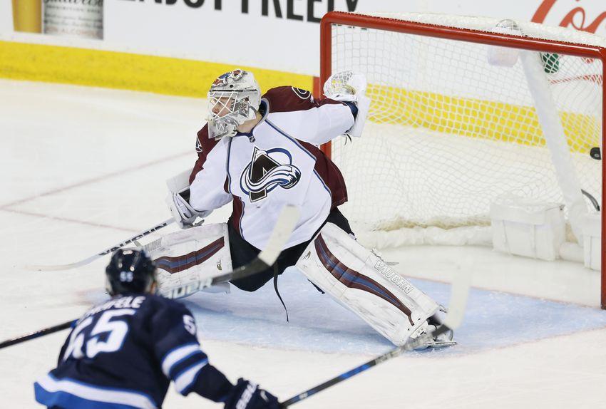 Colorado Avalanche Goalie Calvin Pickard Needs Support