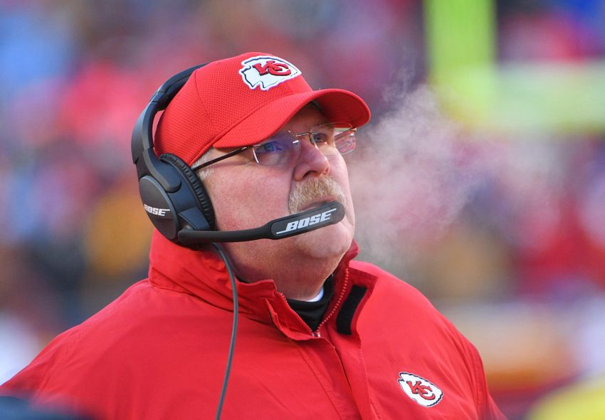 Andy Reid dilemma: Fixing the offense