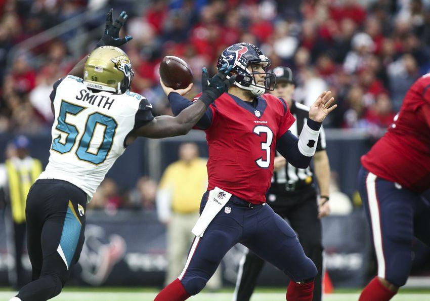 Jaguars Look to Keep Turnover Streak Alive against Tennessee Titans