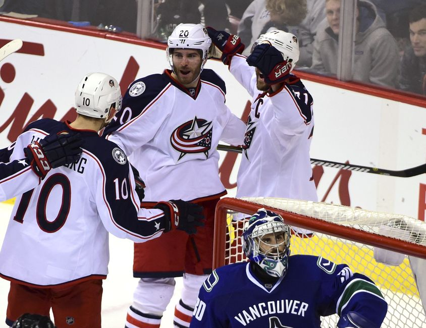 Vancouver Canucks Tie Game Late, Fall to Columbus in OT