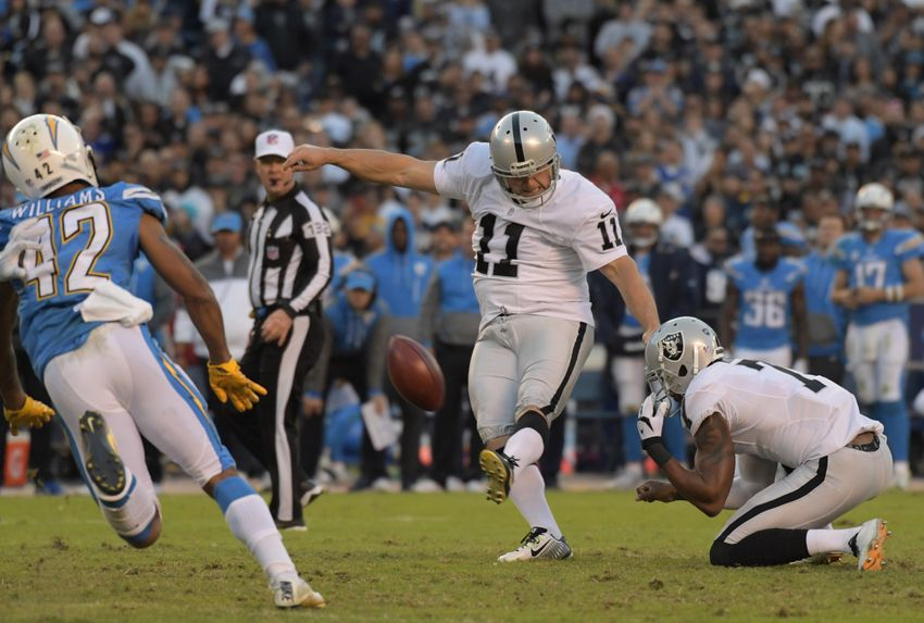 Stock Watch: Oakland Raiders at San Diego Chargers